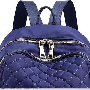 My Bag Lady Online Bags - Quilted Luxury Adult Backpack